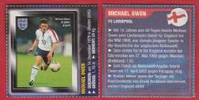 England Michael Owen Liverpool